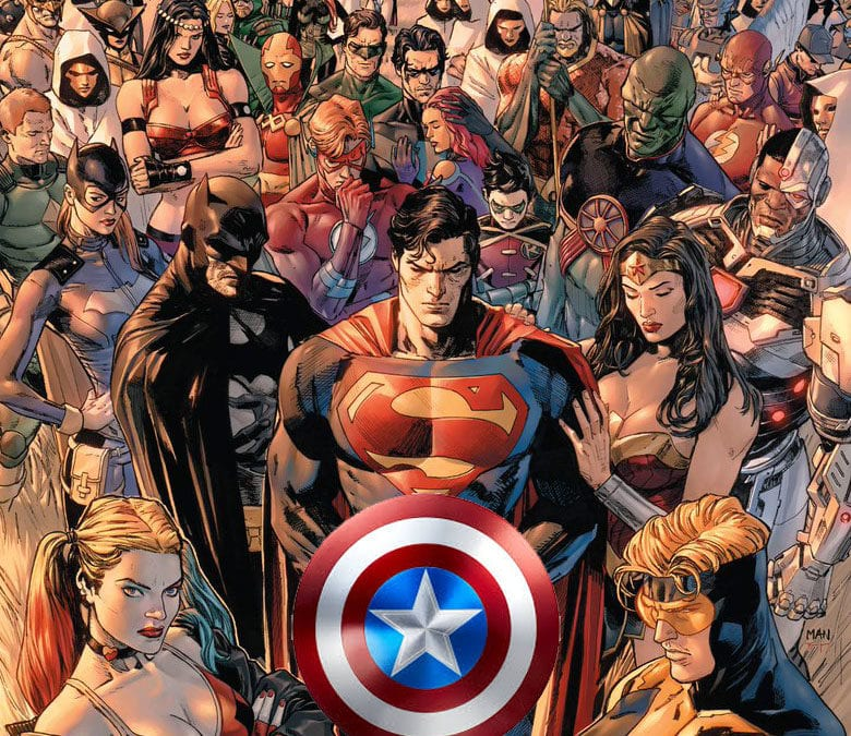 Marvel/Disney Buys DC Comics: A Fan's Wish