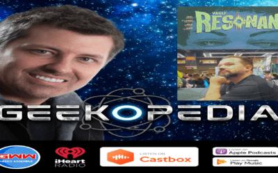 GeekOPedia: Resonating with Comics