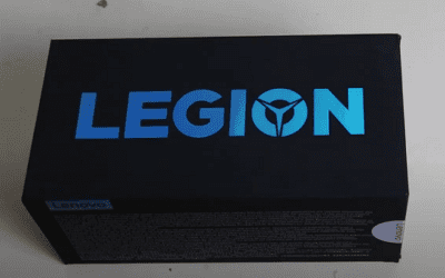Lenovo Legion Duel Phone – Unboxing