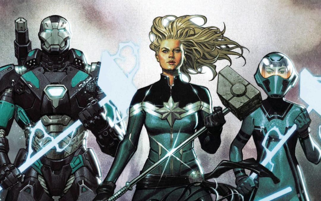 Captain Marvel #20 (Review)
