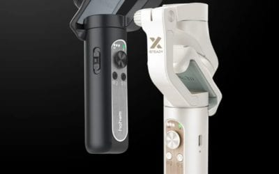 iSteady X Gimbal Stabilizer (REVIEW)