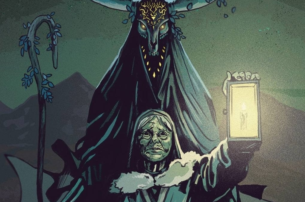 Jim Henson's The Storyteller: Ghosts Part Four (REVIEW)