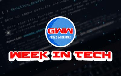 Week In Tech – Ep 1