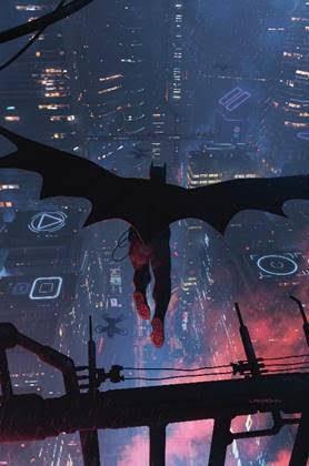 New Batman Series from John Ridley and Nick Derington