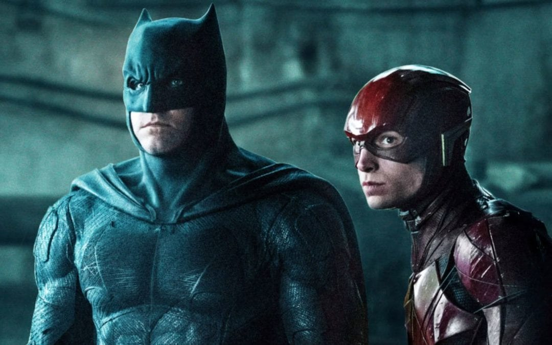 Ben Affleck to appear as 'Batman' in The Flash