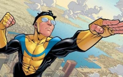 FIRST LOOK – Amazon Prime Series Invincible