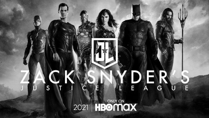 DC Fandom Justice League Snyder Cut Panel