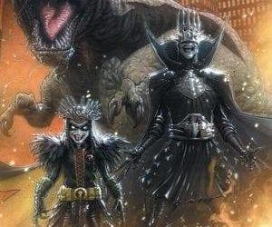 Dark Nights Death Metal: Legends of the Dark Knights #1 (REVIEW)
