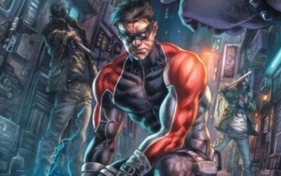 Nightwing #73 (REVIEW)