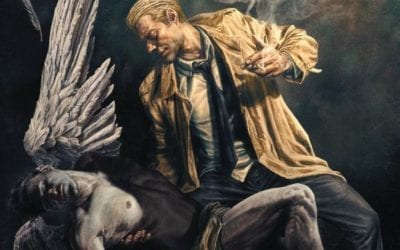 Hellblazer: Rise and Fall #1 (REVIEW)