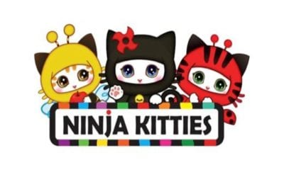 Ninja Kitties: Characters to Inspire Inner Strength