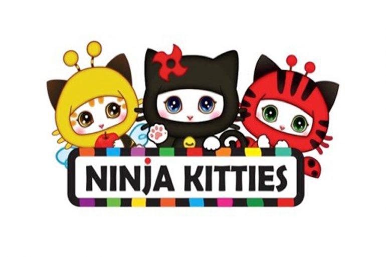 Ninja Kitties: Characters to Inspire Inner Strength