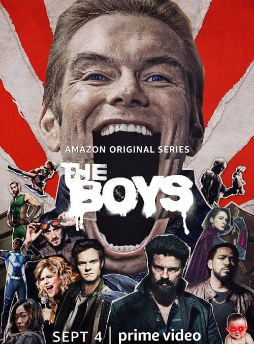 The Boys Season 2 Episodes 1-3 (Review)