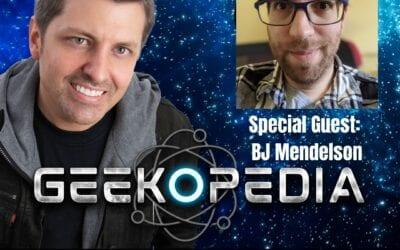 GeeOPedia: BJ Mendelson