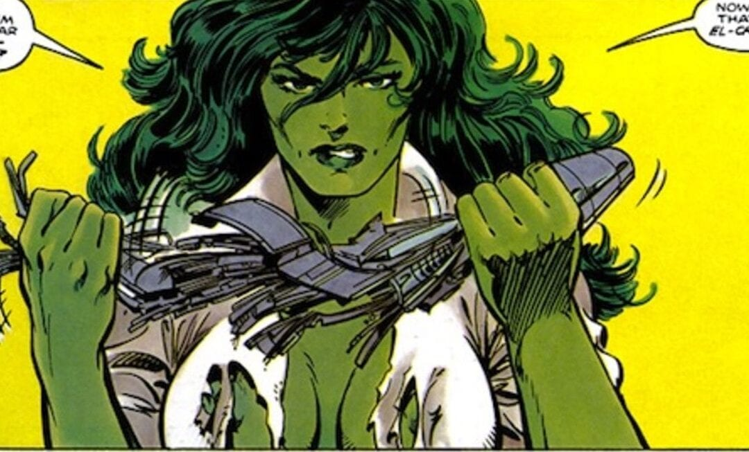 Tatiana Maslany is Marvel Studios New She-Hulk