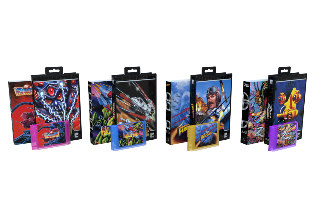 Retro-Bit and Toaplan partner to release Shooters Collectors Edition Pre Order Details