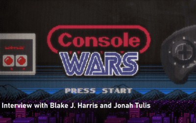 Interview with Blake J. Harris, Jonah Tulis | Console Wars
