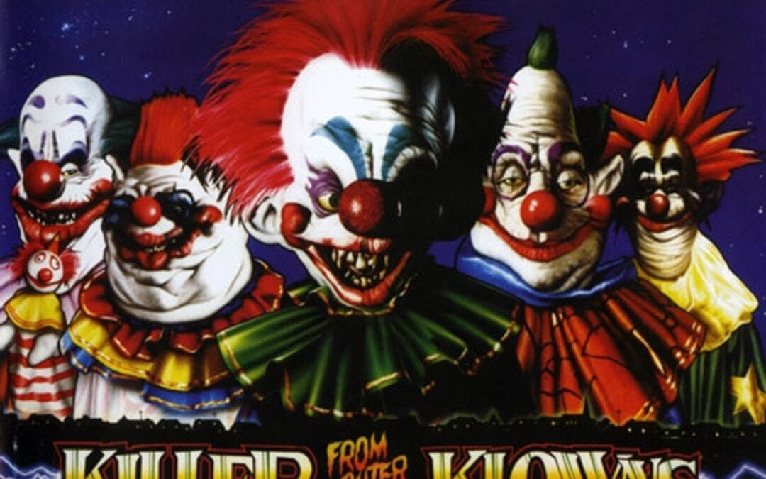 Comfort Horror: Killer Klowns from Outer Space