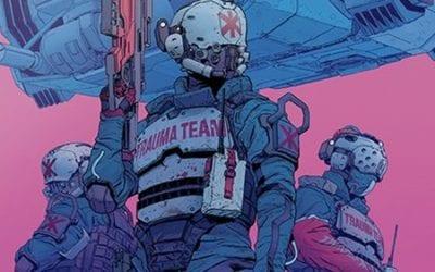 Cyberpunk 2077: Trauma Team #1  (REVIEW)