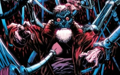 Undiscovered Country #8 (REVIEW)