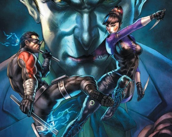 Nightwing #74  (REVIEW)