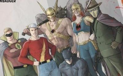 Hawkman #27 (Review)