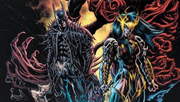 Dark Nights Death Metal Trinity Crisis #1 (REVIEW)