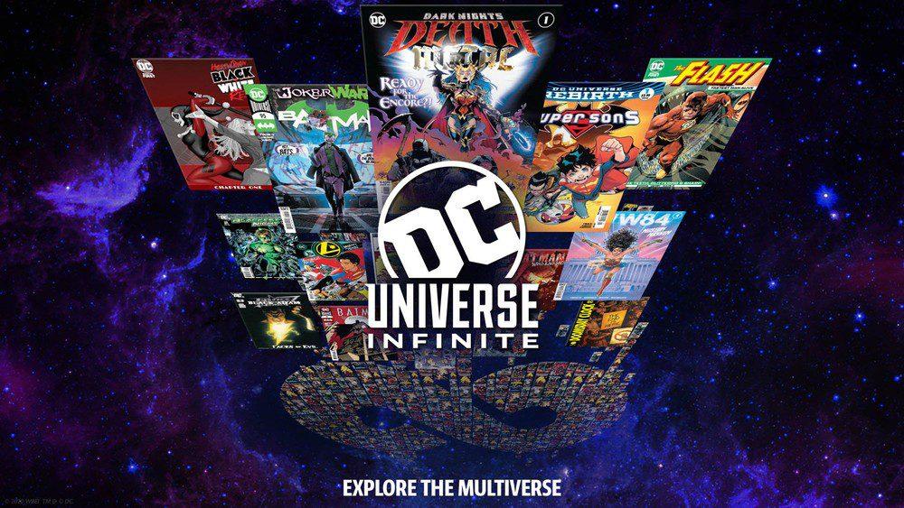 DC Universe Transforms into DC Universe Infinite