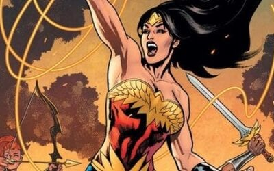 Morrison and Paquette return to Wonder Woman Earth One