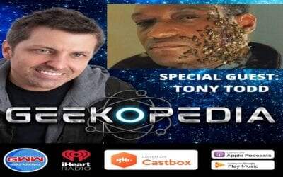 GeeK-O-Pedia: Tony Todd