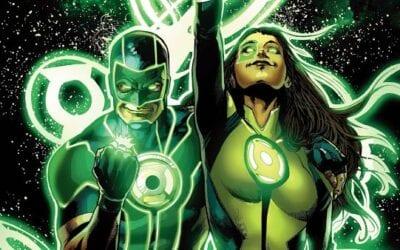 Green Lantern Goes to HBO Max Featuring Alan Scott, Jessica Cruz, Simon Baz and More