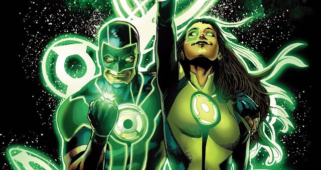 Green Lantern Goes to HBO Max Featuring Alan Scott, Jessica Cruz, Simon Baz and More