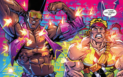 BEEF BROS: No One Left to Fight writer announces Kickstarter campaign (PREVIEW)
