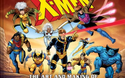 X-Men: The Art and Making of the Animated Series (REVIEW)