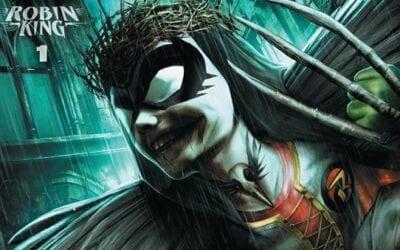 Dark Nights Death Metal: Robin King #1 (REVIEW)