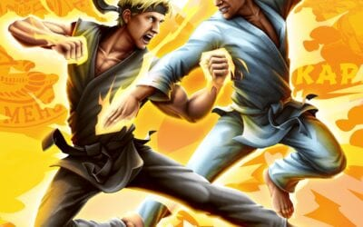 Cobra Kai: The Karate Kid Saga Continues (REVIEW)