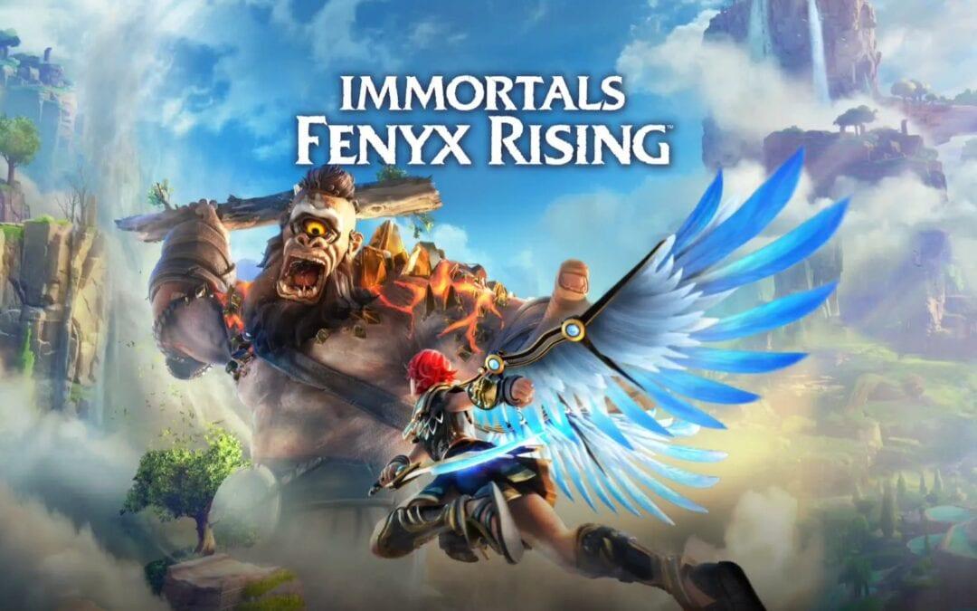 Immortals Fenyx Rising (Stadia Demo) Preview