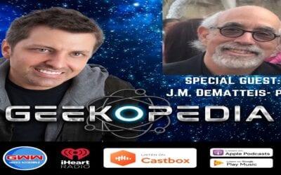 GeekOPedia: JM DeMatteis