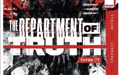 Department of Truth # 3 (REVIEW)