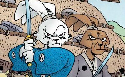 Usagi Yojimbo #14 (Review)