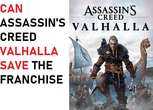 Talking Assassin's Creed Valhalla with Kenney Newville