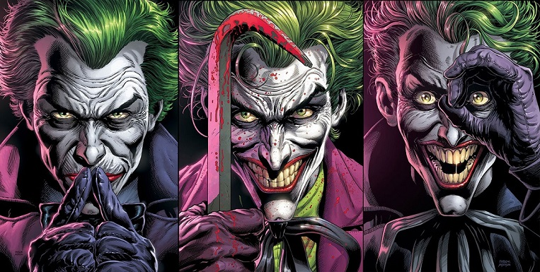 Three Jokers Sequel Is Coming from Geoff Johns & Jason Fabok