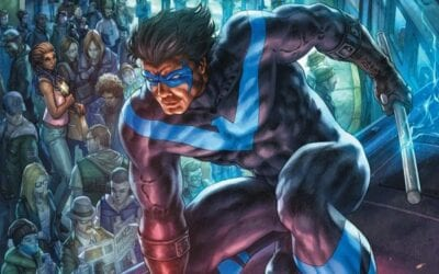 Nightwing #76 (REVIEW)