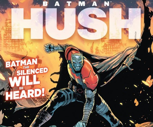 Tales from the Dark Multiverse: Batman: Hush #1 (REVIEW)