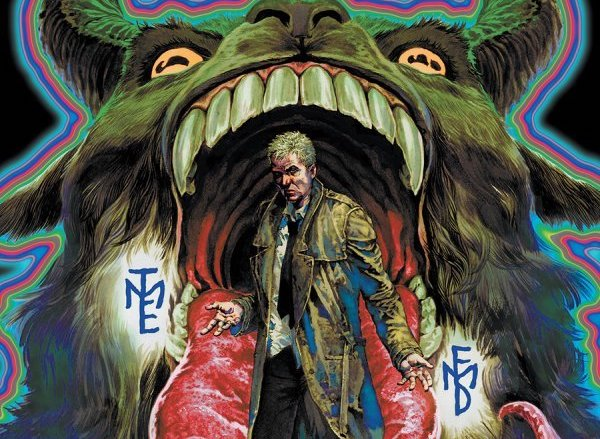 Hellblazer: Rise and Fall #2 (REVIEW)