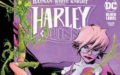 What Batman: White Knight Presents: Harley Quinn writer Katana Collins is exploring with the series