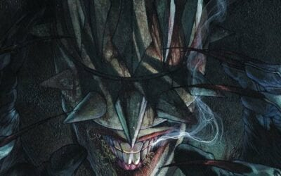 Dark Nights Death Metal: The Multiverse Who Laughs #1 (REVIEW)