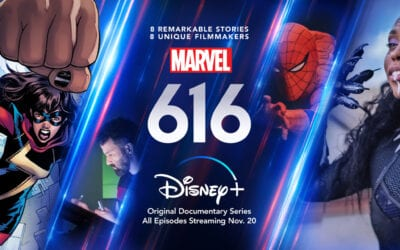 Marvel's 616 (Review)