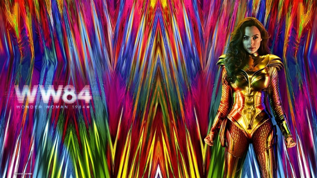 Snuggle Up This Christmas for Wonder Woman 1984
