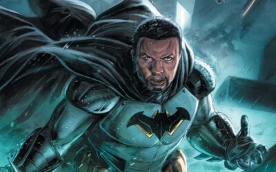 DC Reveals New Batman for Future State